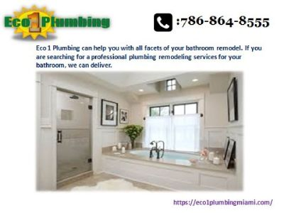 Miami Plumber always known for reliable services