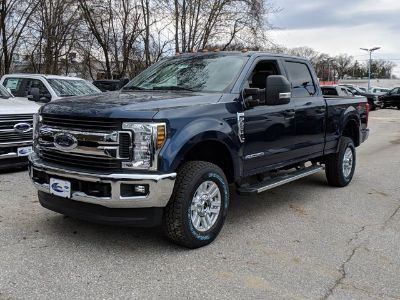 2019 Ford RSX King Ranch (Blue Jeans Metallic)