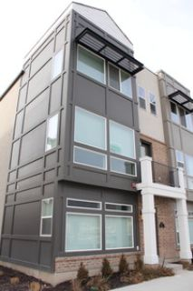 Gorgeous 3 Bed, 4 Bath Station Park Townhome