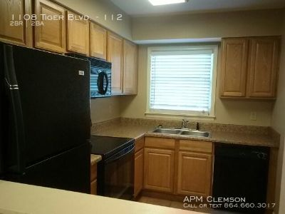 2 bedroom in Clemson