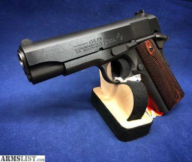 For Sale: Colt Combat Commander 45