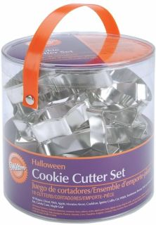 Halloween Cookie Cutter Set - new and unused