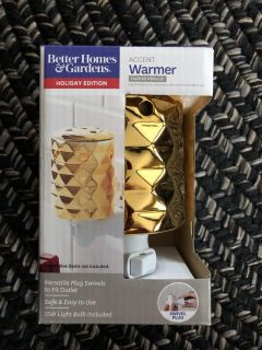 Accent warmer (new never opened)