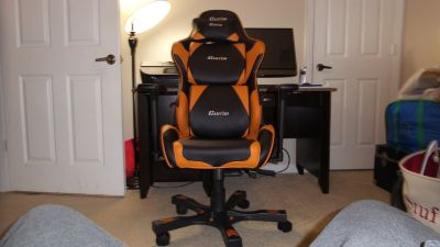 CHAIR FOR COMPUTER DESK OR GAMERS (ERGONOMIC EXECUTIVE CHAIR)