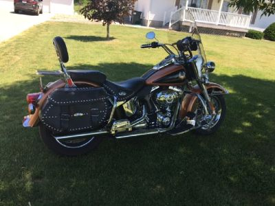 2008 Harley Heritage Softail