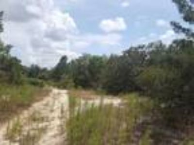 Land for Sale by owner in Brooksville, FL