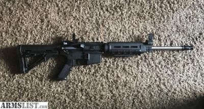For Sale/Trade: Light weight 300 blackout AR-15