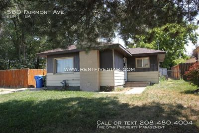 Cozy 2 Bedroom Single Family Home! This house is close to Alameda Park and Ammon Park. It features modern tones and an open floor plan. Animals welcome... with current rental reference and $100 monthly pet rent per pet with a max of two pets.