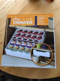 New in box k cup organizer