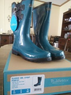 Brand New Puddletons Rain Boots