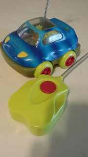 Lights and Sounds Remote Car