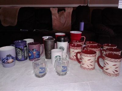 COFFEE CUPS & MORE