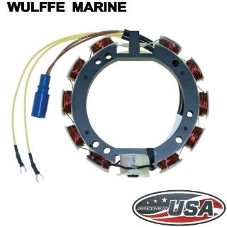 Buy Stator for Johnson Evinrude Outboards 65-115 Hp V4 CDI 173-3536 Replaces 583536 motorcycle in Mentor, Ohio, United States, for US $198.00