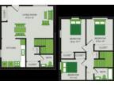 Woodman Park - Floor Plan D