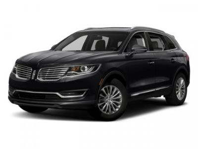 2018 Lincoln MKX Black Label (Black Velvet Metallic)