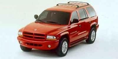 2003 Dodge Durango R/T (BLACK)