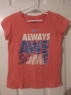 Very cute top size 6X Nike brand good condition
