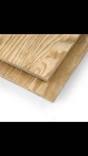 Looking for large plywood sheets for free or cheap