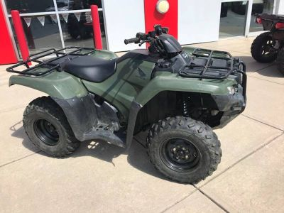 2016 Honda FourTrax Rancher 4X4 Automatic DCT Utility ATVs Troy, OH