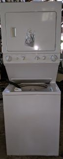 Fridgidaire stack washer and dryer