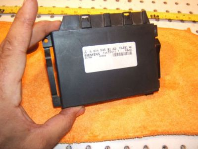Purchase Mercedes 2000 C230K SIEMENS Auto transmission Controller 1 Computer,A0245458132 motorcycle in Rocklin, California, United States, for US $375.00