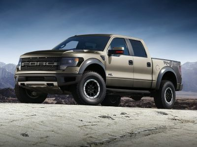 2014 Ford F-150 FX4 ()