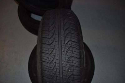 $125 Pirelli 175/65r14 82T M&S Set of 4 Tires