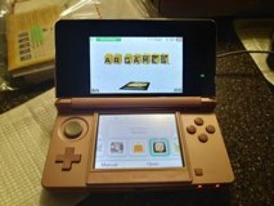 NINTENDO 3DS PINK LIKE NEW