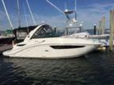 26' Sea Ray 260 Sundancer 2016