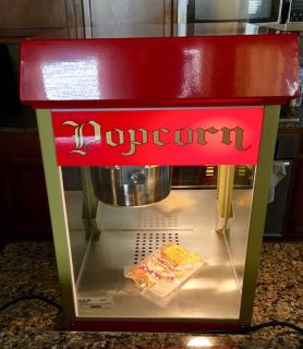 $185 LIKE NEW GOLD MEDAL FUN POP 2404 POPCORN POPPER OLD FASHION - about 1/2 the retail price