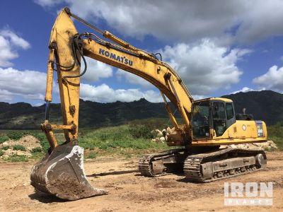 Komatsu PC300LC-7 Track Excavator