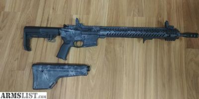 For Sale: Adams Arms COR 16.5 piston AR 15