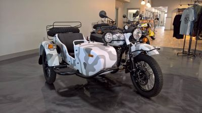 2017 Ural Motorcycles Gear Up Cruiser Motorcycles Idaho Falls, ID