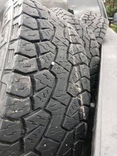 Dually tires 225 70 17 (6)