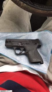 For Sale: S&W 9mm shield