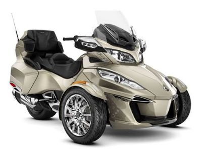2018 Can-Am Spyder RT Limited 3 Wheel Motorcycle Motorcycles Albemarle, NC