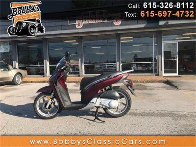 2010 Honda Motorcycle