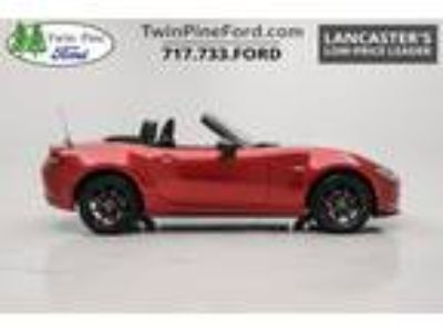 Used 2016 MAZDA MX-5 Miata For Sale