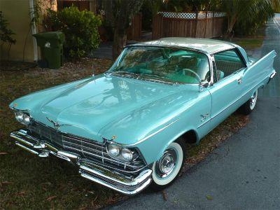 1957 Chrysler Imperial South Hampton