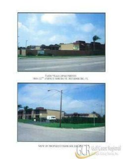 Commercial for Sale in Saint Petersburg, Florida, Ref# 30515