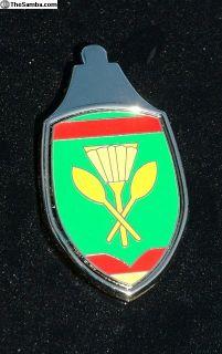 Hawaiian Front Hood Badge