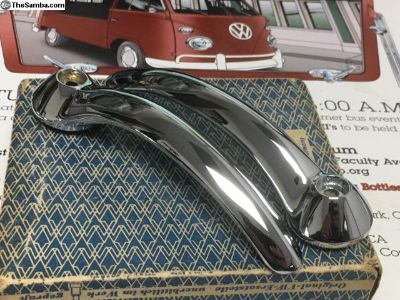 Re-chromed 1961-1967 Interior cargo door handles