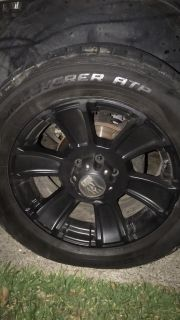 20 xd series wheels and tires