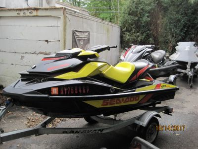 2015 Sea-Doo GTR 215 3 Person Watercraft Metuchen, NJ