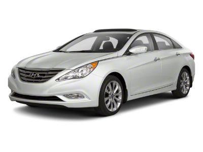 2013 Hyundai Sonata Limited (Iridescent Silver Blue Pearl)