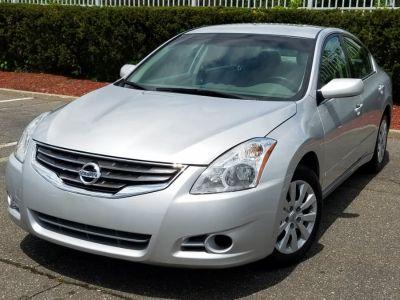 2012 Nissan Altima 2.5 (Brilliant Silver Metallic)