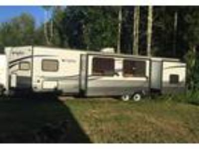 2015 Forest River VCross-Platinum Travel Trailer in New Boston, NH