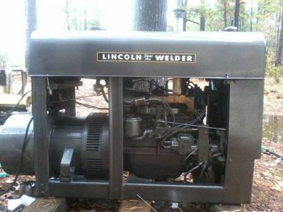 1955 short hood welding machine for sale or trade