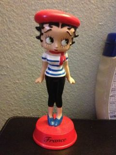 Betty boop french figure