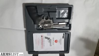 For Sale/Trade: Ruger GP100 357 new in box